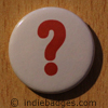 Punctuation Question Mark Button Badge